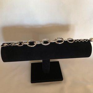 EUC Brighton large oval link bracelet